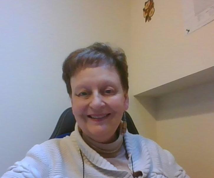 Helen Gavaghan, February 2021