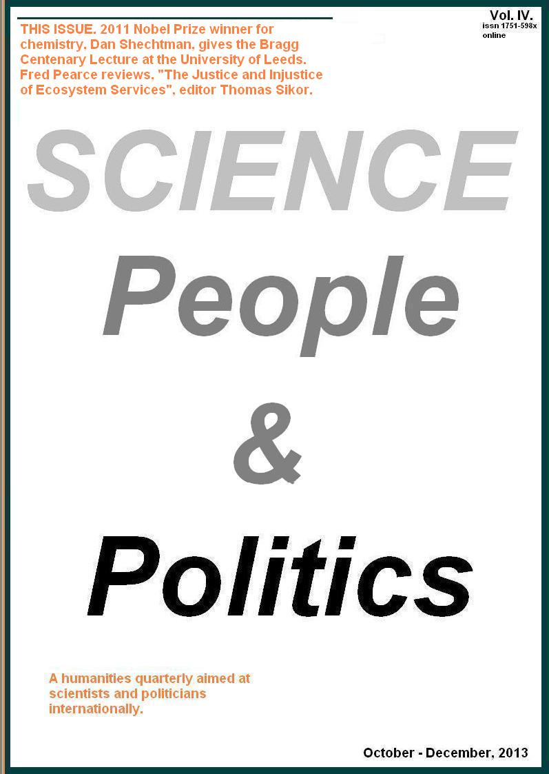 Science, People & Politics, Issue 4.