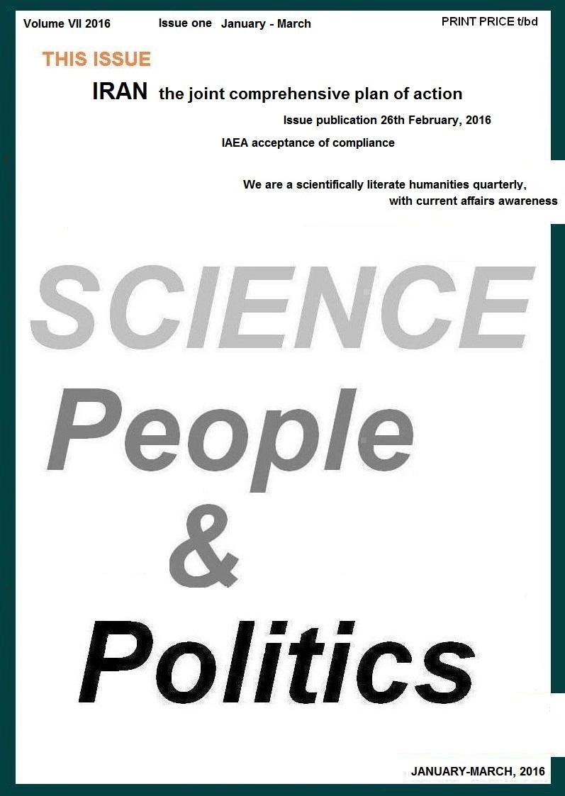 Science, People & Politics